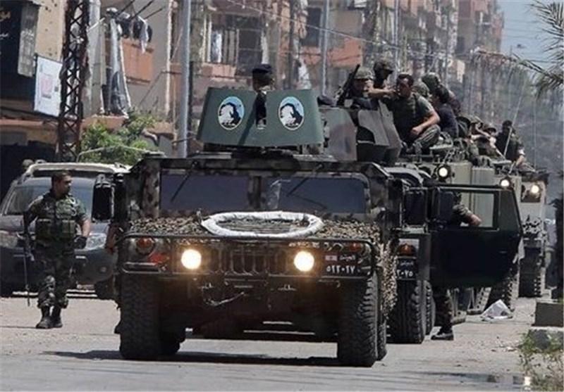 ارتش لبنان درگیری طرابلس