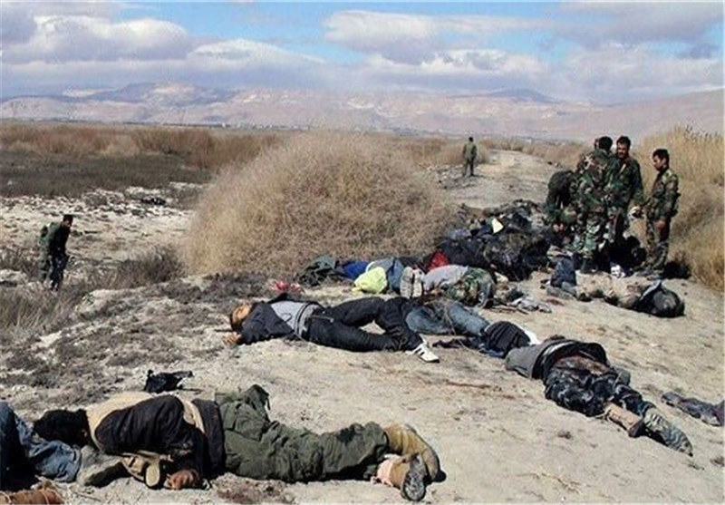 الجیش السوری یحبط هجوماً للمجموعات الإرهابیة على بلدات فی الغوطة الشرقیة لدمشق