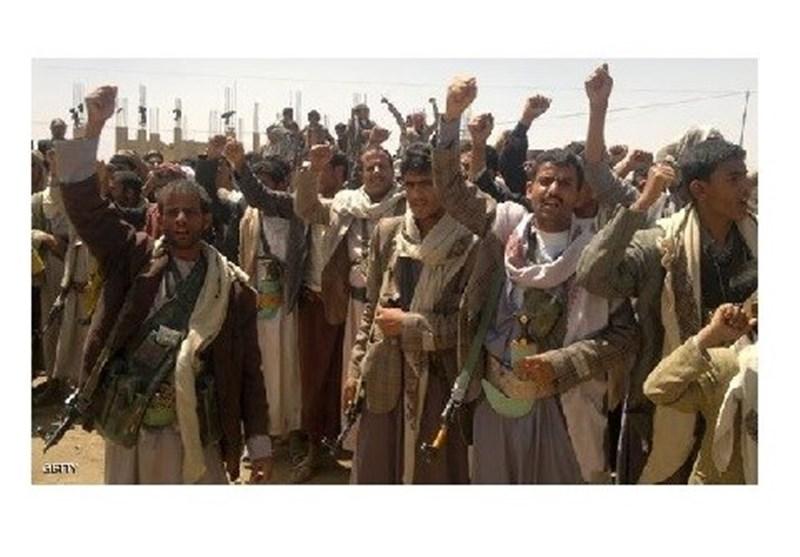 اللجان الشعبیة تسیطر بشکل کامل على منطقة الرضمة فی محافظة إب