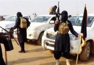 تسلیم شدن ۲۰ داعشی در غرب موصل
