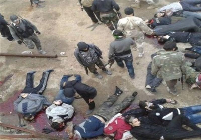 """اعدام 50 نفر دیگر از عشیره سنی """"البونمر"""" در الرمادی عراق توسط داعش"""
