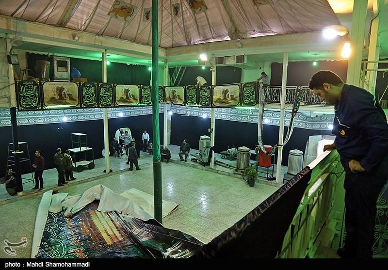 مستند «تکیه نفرآباد» از شبکه یک پخش میشود+تیزر