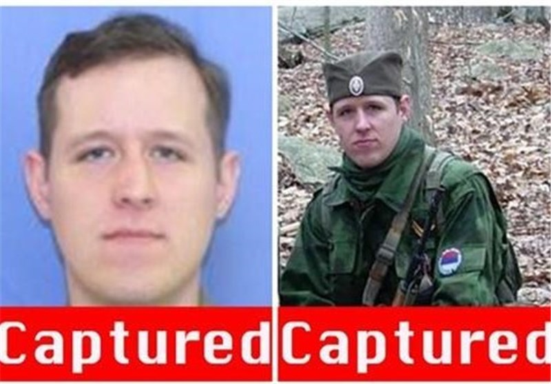 Suspect in Pennsylvania Police Ambush Captured after Seven-Week Manhunt