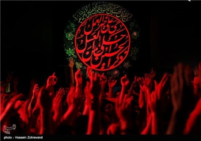 Iranian Shiites Attend Muharram Mourning Ceremonies