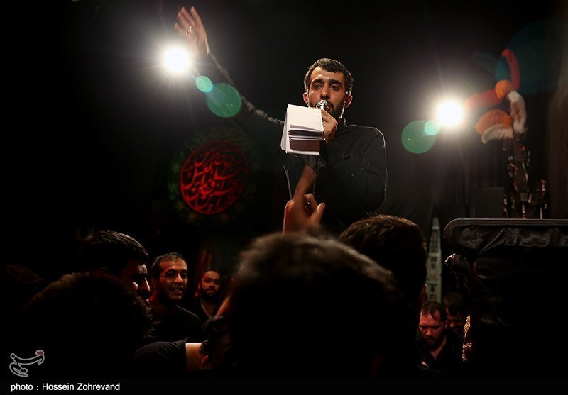Iranian Shiites Attend Muharram Mourning Ceremonies