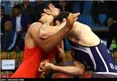 ایران تفوز بالمرکز الثانی فی بطولة اسیا للمصارعة الحرة