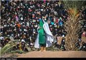 بزرگترین تعزیه میدانی کشور در صحرارود فسا برگزار میشود