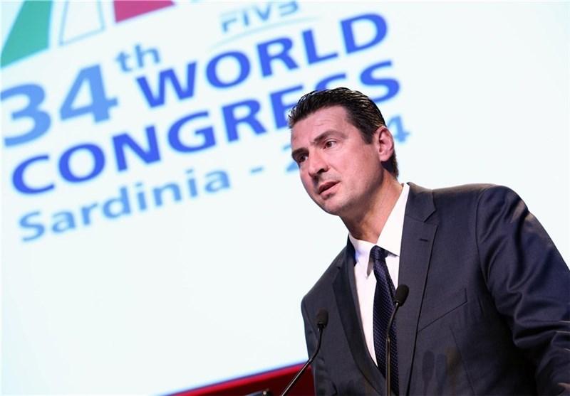گربیچ: رئیس فدراسیون والیبال صربستان دروغ گفت و برکنار شد