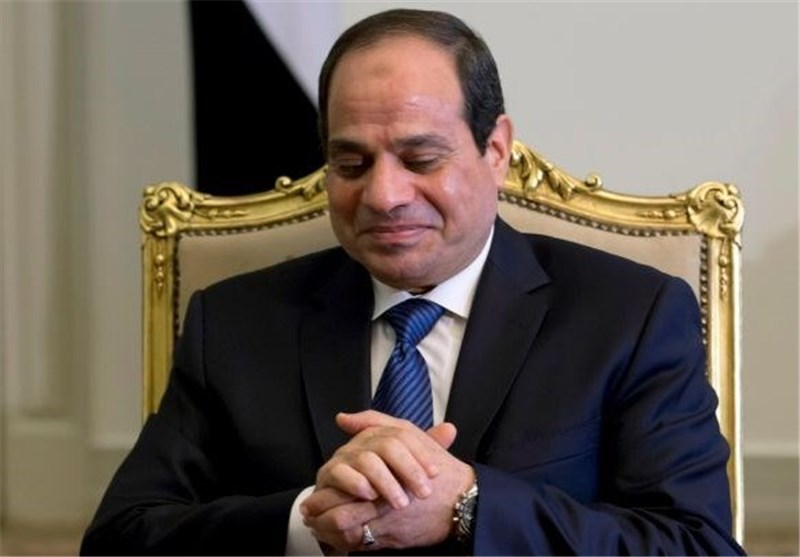 Egypt Could Send Forces to Stabilize Future Palestine State: Sisi