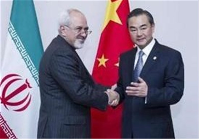 FM: Iran Seeking to Establish Strategic Ties with China