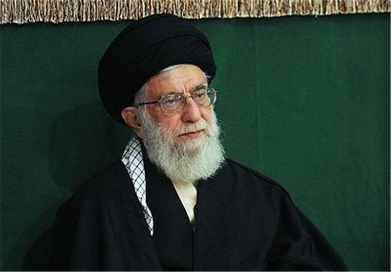 Ayatollah Khamenei Condoles Passing Away of President Rouhani's Mother
