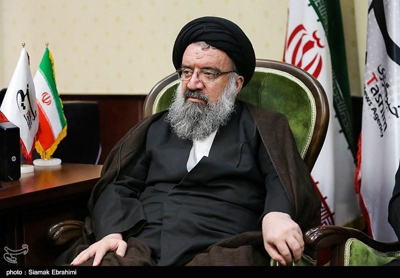 آیتالله سیداحمد خاتمی عضو هیئترئیسه مجلس خبرگان رهبری