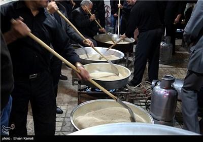 مراسم عزاداری حسینیه اعظم زنجان(2)