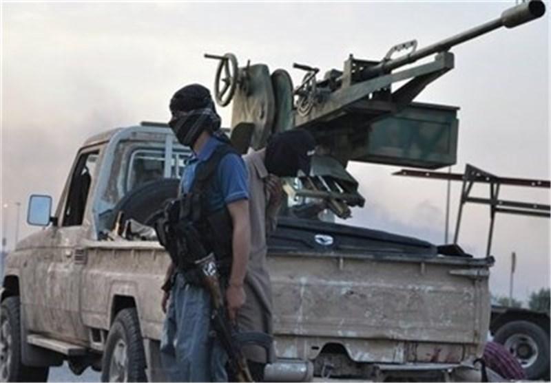 داعش در حال استخراج نفت از میدانهای نفتی کرکوک است