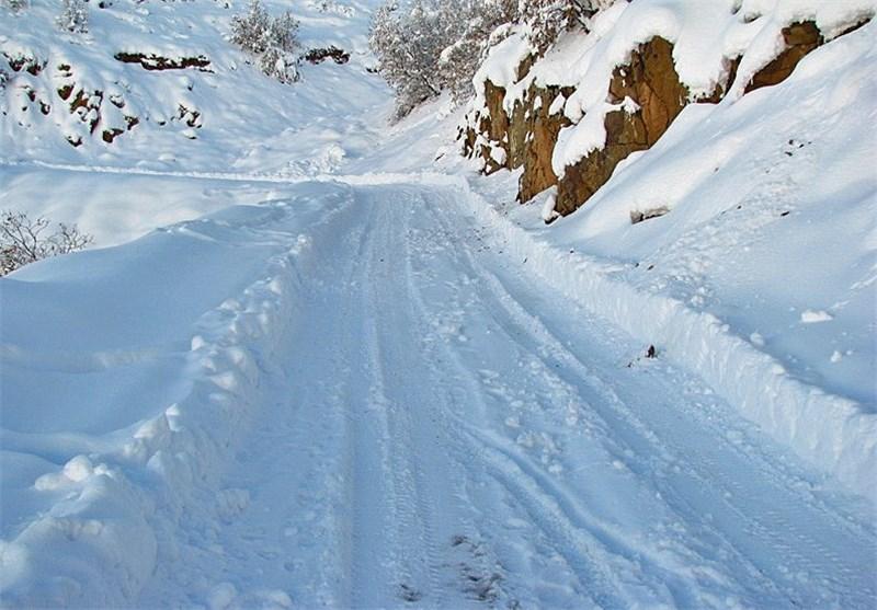 نائب رئیس شرطة المرور: 12 محافظة فی ایران الاسلامیة استقبلت موجات من الثلوج والامطار
