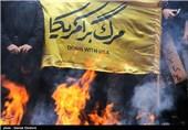 """ثبت حماسه مردمی 13 آبان در """"چهلسالگی انقلاب""""/ محکومیت شدید """"تحریمهای آمریکا"""" از بیت امام(ره) تا آبهای خلیجفارس+ تصاویر"""