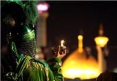 آئین شام غریبان حضرت اباعبدالله(ع) در قم برگزار شد