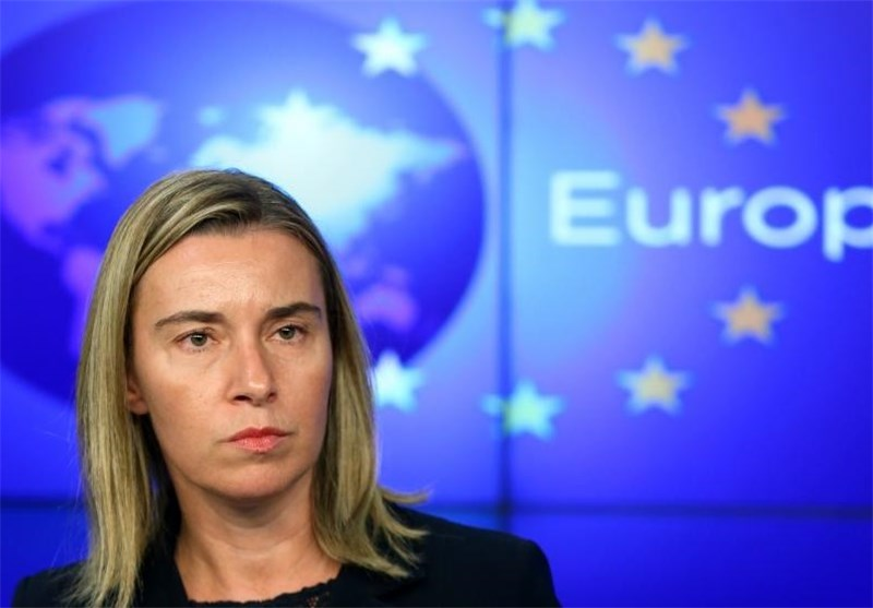 EU's Mogherini Urges Good Nuclear Deal with Iran