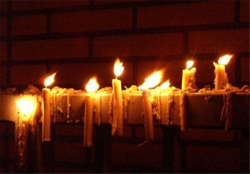 آئین شام غریبان حسین(ع) در گلستان برگزار شد
