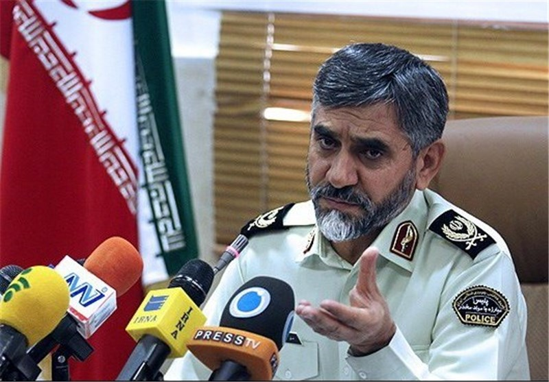 Iranian Police Seize 445 Tons of Illicit Drugs in 11 Months