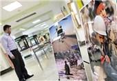 برپایی نمایشگاه «شهدای کربلا» در موزه شهدای گلزار شهدا
