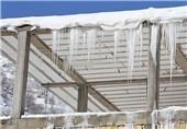 یخبندان کردستان