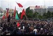 تجمع بزرگ عاشورائیان - میدان شهید طهرانی مقدم