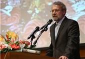 رئیس مجلس با آیت الله واعظ طبسی دیدار کرد