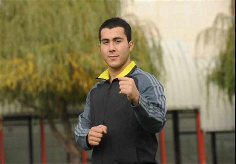 Karate1 Premier League: Iran's Ganjzadeh Seizes Gold