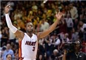 لیگ NBA| لیکرز بدون جیمز باز هم باخت/ وید به لیست نخبگان لیگ پیوست