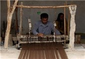 300 قواره عبا در دشتی تولید و صادر میشود
