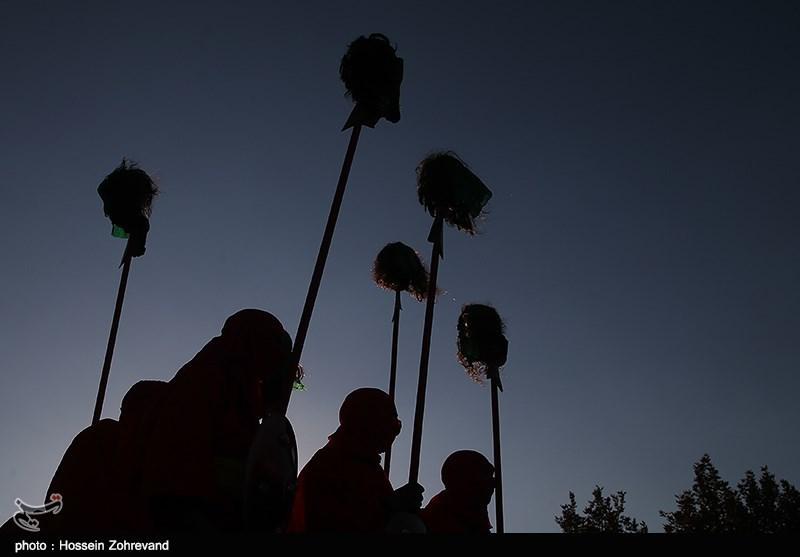 یزد| «صبح رو سیَه» تمنای فهرجیان از صبح عاشورا