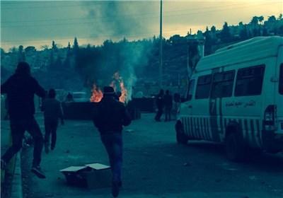بازداشت ۹۰ فلسطینی و زخمی شدن حدود ۳۰۰ نفر در کرانه باختری