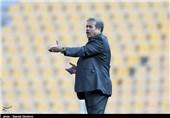 اصفهان| ابراهیمزاده: با بدشانسی پیروز نشدیم/ به بازیکنانم باور دارم