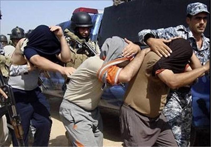 اعتقال بعثيين