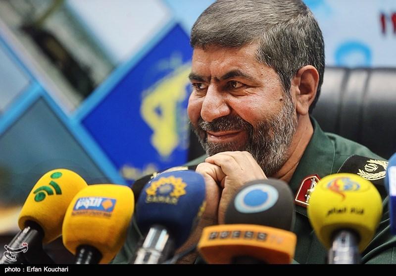 سخنگوی سپاه: آمریکاییها در میدان نبرد علیه ایران اسلامی کاری از پیش نخواهند برد