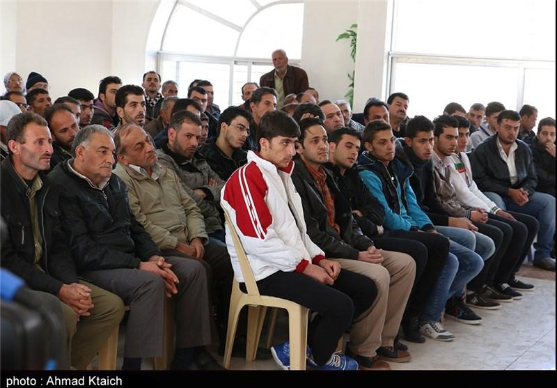 تسویة أوضاع أکثر من مئة مطلوب سلموا أنفسهم للجهات المختصة السوریة+ صور