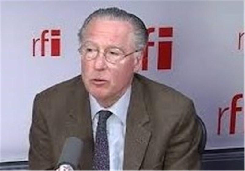 فرانسوا نیکولاند سفیر سابق فرانسه در تهران