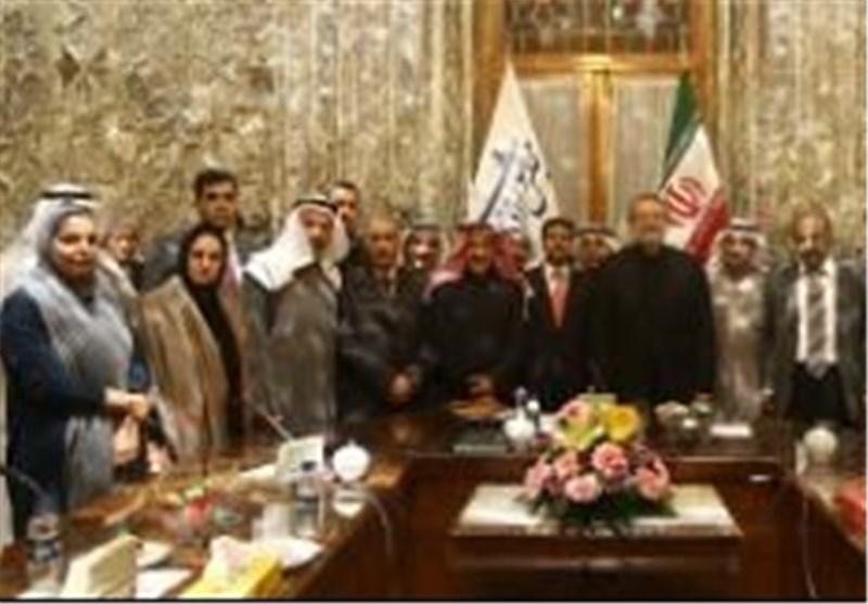 لاریجانی: الصهاینة صعدوا من جرائمهم ضد الشعب الفلسطینی فی ظل تحرک المجموعات المتطرفة