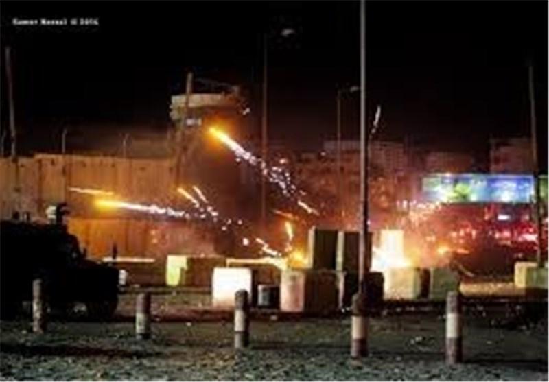 سلاح المفرقعات الناریة یؤرق جنود الإحتلال الصهیونی + فیدیو