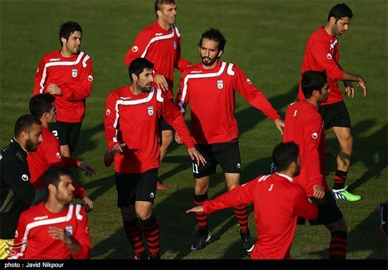 Iran to Play South Africa in Friendly