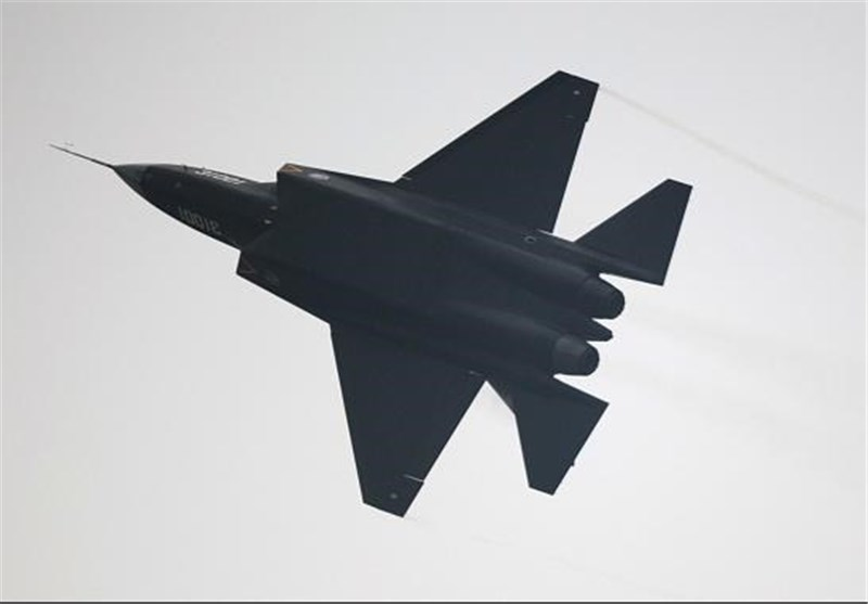 جنگنده چین