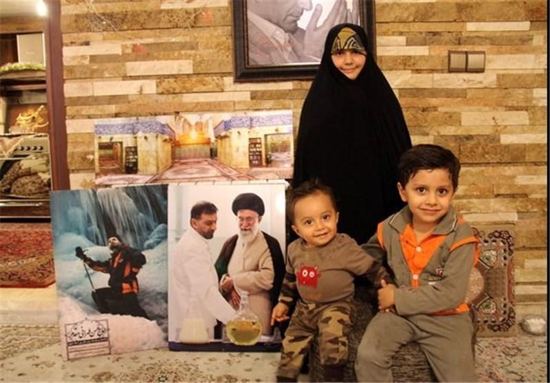 تقدیم به روح بلند شهید حسن طهرانی مقدم: «زهرای بابا» + فیلم