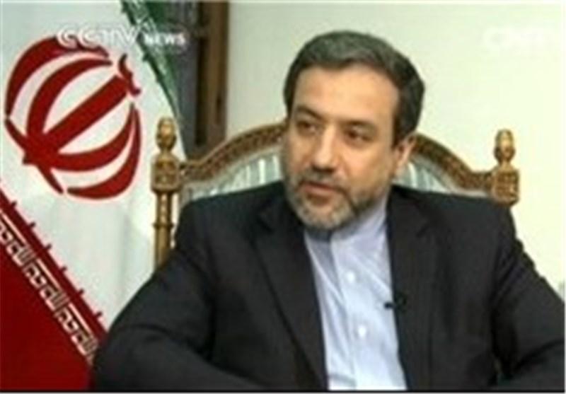 السید عراقجی: طهران مستعدة لایجاد آلیة حوار حول حقوق الانسان مع سیئول