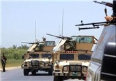 Iraqi Army Starts Push to Liberate Tikrit from ISIL