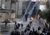 درگیری شدید در قدس اشغالی/ یک نظامی صهیونیست زخمی شد