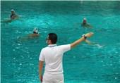 اختتامیه بازیهای واترپلوی زیر 18 سال در زنجان برگزار میشود