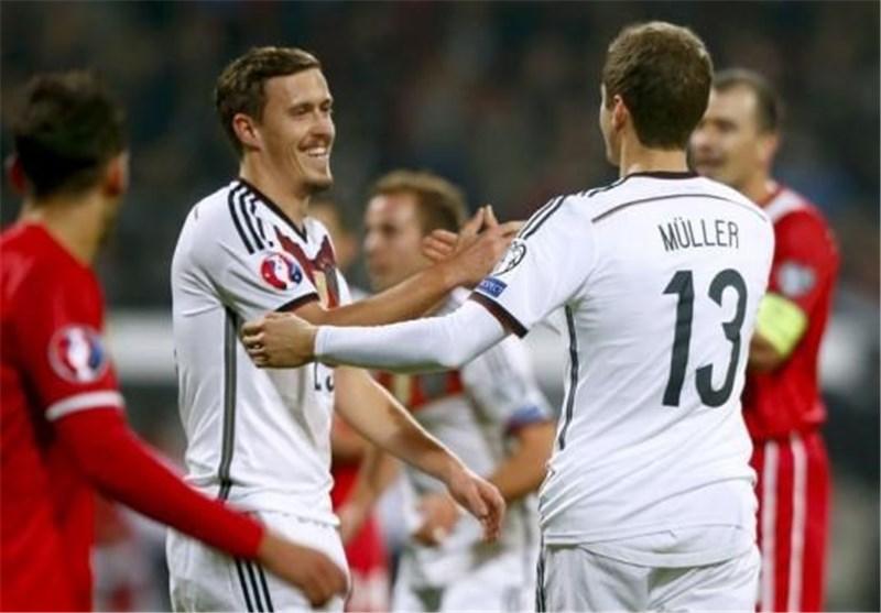 فیلم؛ اسپانیا 0-1 آلمان
