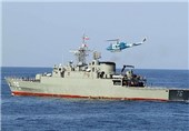 Iran's Jamaran Destroyer to Be Equipped with Phased Array Radar