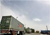 صادرات کالا از پایانه مرزی بیلهسوار 118 درصد افزایش یافت